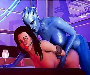 Mass EffectBang Liara TSoni 23 min