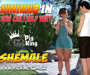 PigKing- Nininho in How Can I..