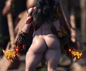 SquarePeg3D-Krata – Goddess of..