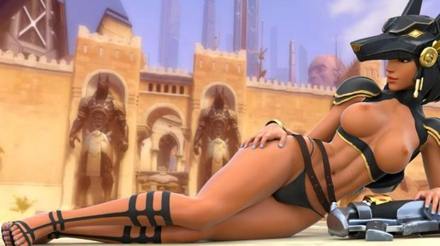 Pharah – Arhoangel – Overwatch