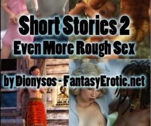 Dionysos- Short Stories 2- Rough..