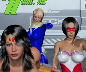McTek- Heroines for Hire 18 –