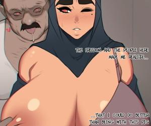 Foxicube- Hijabi Mama's Dirty..
