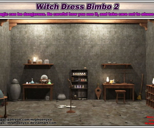 Mr. Phoenyxx- Witch Dress Bimbo 2