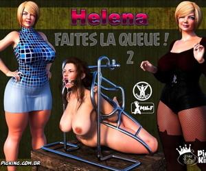 Hélèna - Faites la Queue/ Get..