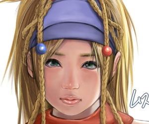 Final Fantasy Rikku