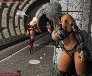 MrBunnyArt- Patriotica vs Electra..