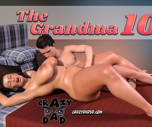 Crazy Dad 3D The Grandma 10 English