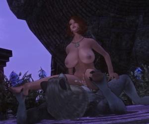 Skyrim screenshot 19 MaengJa -..