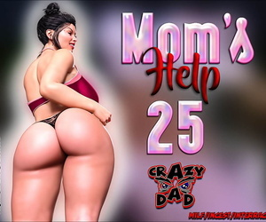 Crazy Dad 3D Moms Help 25 English
