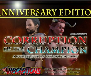 VipCaptions Corruption of the..