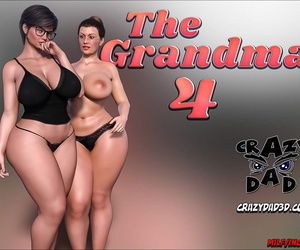 CrazyDad3D The Grandma 4