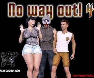 Crazy Dad 3D No Way Out! 4 English