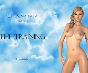 BobbyTally Queen Mayala Chapter 2..