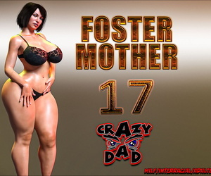 Crazy Dad 3D Foster Mother 17..