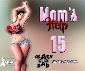 Crazy Dad 3D Moms Help 15 English
