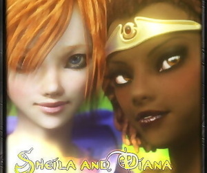 Vaesark- Sheila and Diana- CGS 128