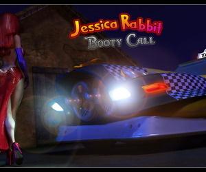 Mongo Bongo Jessica Rabbit Booty..
