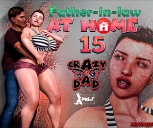Crazy Dad 3D Father-in-Law at..