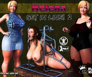 PigKing Helena get in line 2..