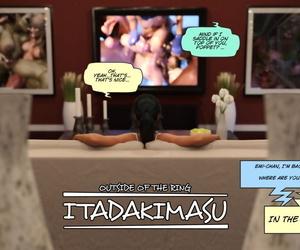 SquarePeg3D - Itadakimasu