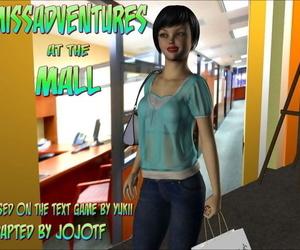 JojoTF- Misadventures At The Mall..