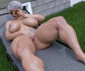 Squarepeg3D The Girl Next Door