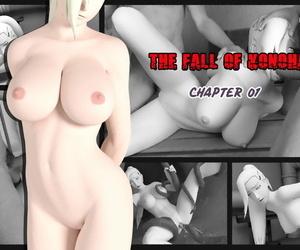 The Fall of Konoha - Chapter 1