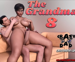 Crazy Dad 3D The Grandma 8 English