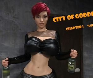 EndlessRain0110 City of Goddesses 1