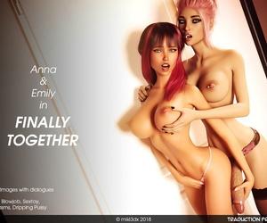 Miki3dx Finally Together..