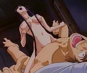 Midnight Panther Sonya hentai ova - 5 min