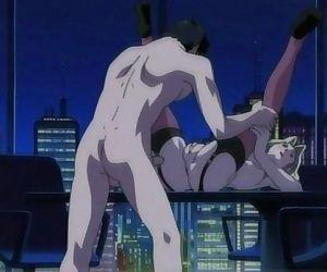 Uncensored Hentai Handjob XXX Anime Girlfriend Cartoon - 2 min