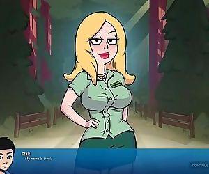 Sinfully Fun Games Camp Pinewood 23 min HD+