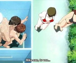 Mikan y Daisuke - 3 min