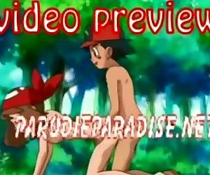 Preview Pokemon xxx 3 May x Ash 1 min 11 sec