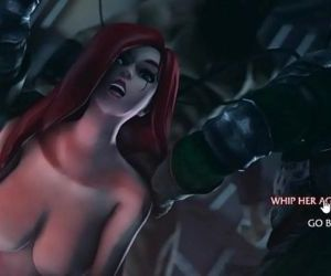 KATARINA anal FUCKLeague of LegendsPorn Game