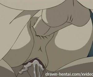 Naruto Hentai - Double penetrated Sakura - 8 min