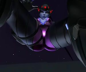 Widowmaker Facesitting POV