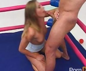 Lauren Phoenix - Ring Sluts - Scene 2