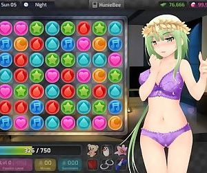 - HuniePop Venus bedroom stage