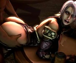 Ivy Valentine from Soulcalibur fucked