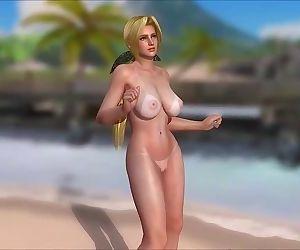 DOA nude dances