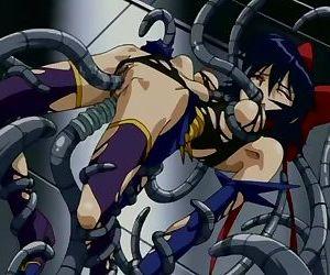 Tentacles Banging Anime Girls