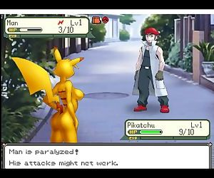 Pokemon Hentai Version With a Friend! #2