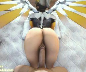 Fucking Mercy POV