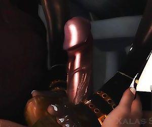3D Hentai Beauties Experience 3