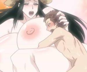 Hachishaku Hachiwa Keraku Meguri Episode 2