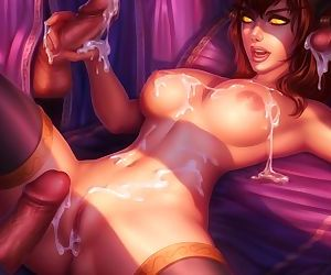 World of Warcraft Hentai Collection Part 1