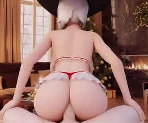Overwatch Ashe Compilation